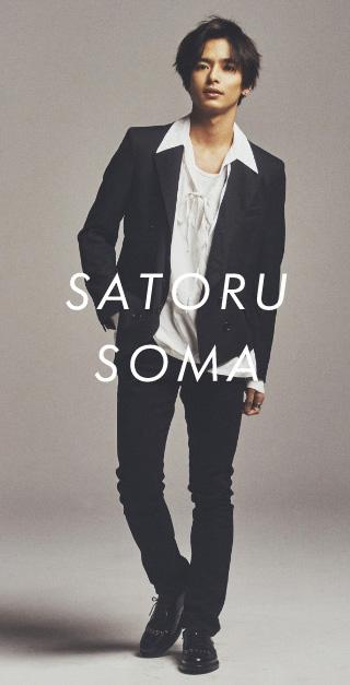 SATORU SOMA